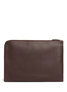 Bynd Artisan Large leather document holder