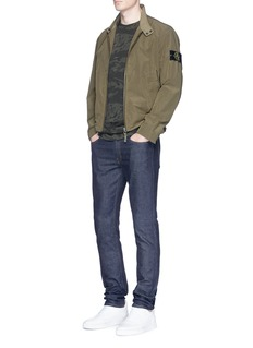 Stone Island'David-TC' tela blouson jacket