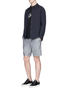 rag & bone 'Beach' cotton Bermuda shorts