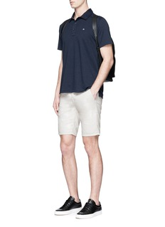 rag & bone 'Standard Issue' cotton Bermuda shorts