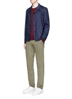 rag & bone'Radford' cotton blend soft blazer