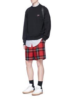 Alexander Wang 'Girls' embroidered cotton sweatshirt