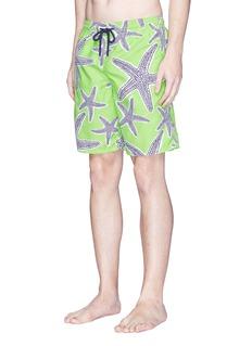Vilebrequin 'Moorea' starlets print swim shorts
