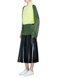 TOGA ARCHIVESTucked-in colourblock sweater