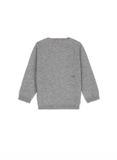 Chinti And Parkerx Miffy 'Miffy Face' cashmere kids sweater
