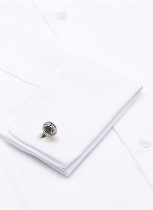 Figure View - Click To Enlarge - Deakin & Francis  - Gyroscope cufflinks