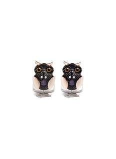 Deakin & Francis Flapping owl cufflinks
