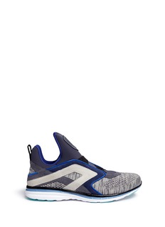 Athletic Propulsion Labs'Cielo' metallic leather trim Techloom sneakers