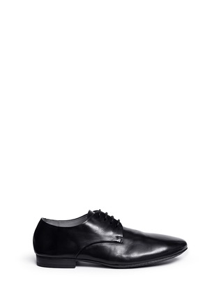 Main View - Click To Enlarge - Marsèll - 'Sassello' smooth leather Derbies