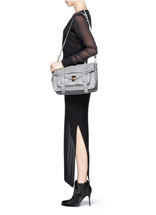 - Proenza Schouler - 'PS1' medium leather satchel