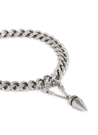 Detail View - Click To Enlarge - Ela Stone - Saskia bullet spike choker necklace