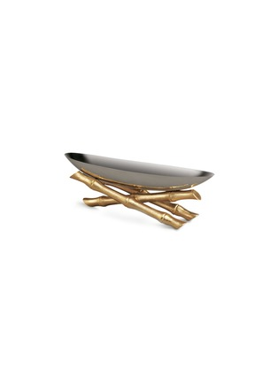 L'Objet - Bambou Small Serving Boat