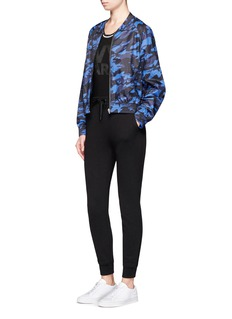 Ivy Park Camouflage print performance jacket