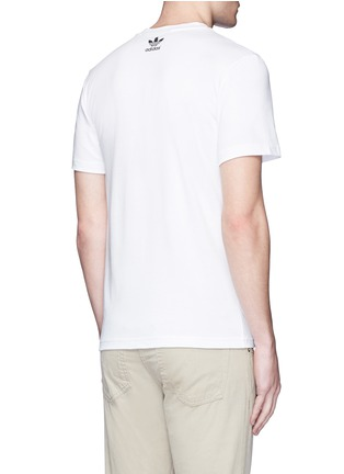 Adidas By Pharrell Williams-Chakra print T-shirt