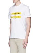 Chakra print T-shirt