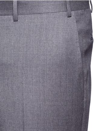 Canali-Wool pants