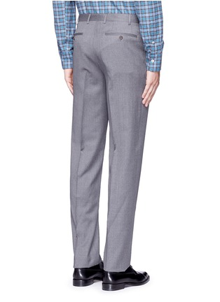Back View - Click To Enlarge - Canali - Wool pants