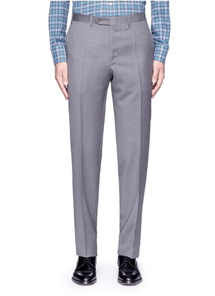 Main View - Click To Enlarge - Canali - Wool pants