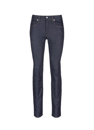 Main View - Click To Enlarge - Acne Studios - 'Ace Stretch Raw' skinny jeans