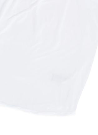 细节 - 点击放大 - JAMES PERSE - 单色纯棉上衣