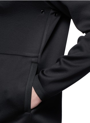 Detail View - Click To Enlarge - Theory - 'Ormond PH' scuba jersey hoodie