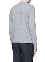 'Gallard S' marled knit sweater