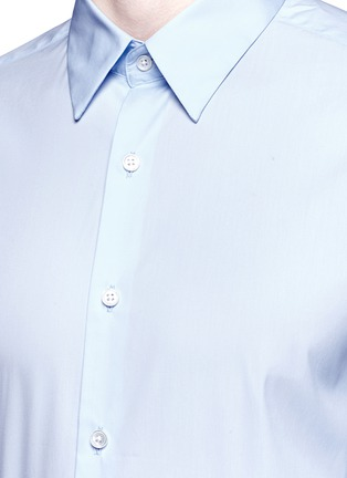 Detail View - Click To Enlarge - Theory - 'Sylvain' point collar shirt