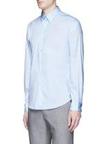 'Sylvain' point collar shirt