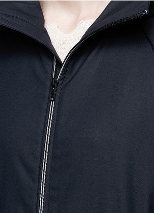Detail View - Click To Enlarge - Theory - 'Channing' elastic trim jacket