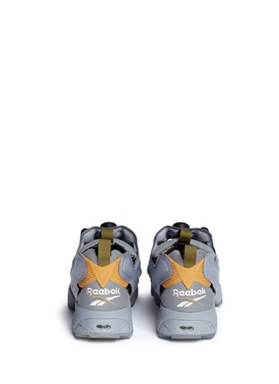 Back View - Click To Enlarge - Reebok - 'Instapump Fury OG' slip-on sneakers