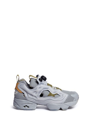 Main View - Click To Enlarge - Reebok - 'Instapump Fury OG' slip-on sneakers