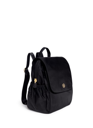 Front View - Click To Enlarge - Tory Burch - Travel nylon baby backpack