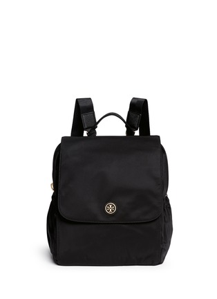 Main View - Click To Enlarge - Tory Burch - Travel nylon baby backpack