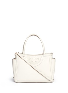 TORY BURCH 'Serif-T' leather satchel
