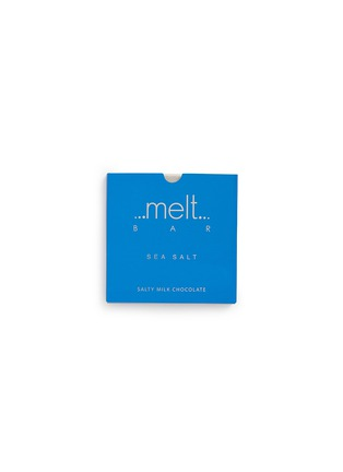 Main View - Click To Enlarge - Melt Chocolate - 'Sea Salt' milk chocolate bar
