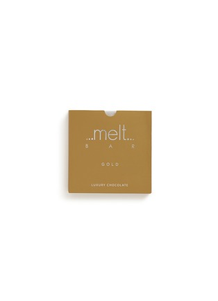 Melt Chocolate - 'Gold' nutmeg milk chocolate bar