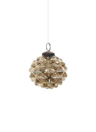 Main View - Click To Enlarge - Shishi As - Pinecone ball Christmas ornament