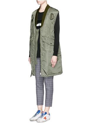 Figure View - Click To Enlarge - MARKUS LUPFER - 'Dark Lara Lip' sequin Natalie sweater