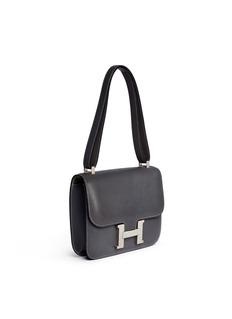 Vintage HermèsConstance 23cm leather bag
