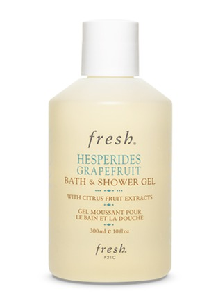 Main View - Click To Enlarge - Fresh - Hesperides Grapefruit Bath & Shower Gel 300ml