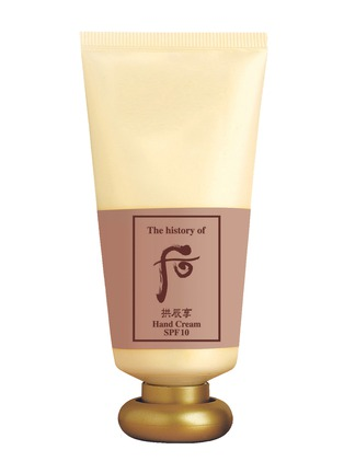 Main View - Click To Enlarge - The History of Whoo - Gongjinhyang Hand Cream SPF10 85ml