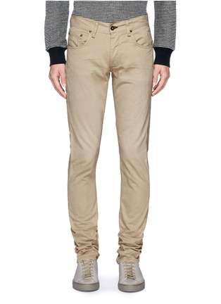 Main View - Click To Enlarge - rag & bone - 'Fit 2' brushed cotton twill pants
