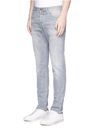 Front View - Click To Enlarge - Scotch & Soda - 'Ralston' slim fit jeans