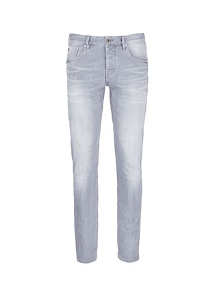 Main View - Click To Enlarge - Scotch & Soda - 'Ralston' slim fit jeans