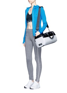 Calvin Klein CollectionPlonge mesh duffle bag