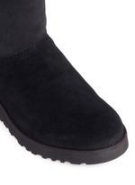 'Amie' twinface sheepskin wedge boots