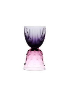 Saint-Louis Crystal Les Endiablés Bubbles reversible glass