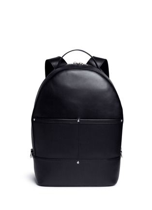 Main View - Click To Enlarge - Alexander Wang  - 'Mason' leather backpack