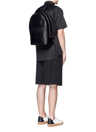 Figure View - Click To Enlarge - Alexander Wang  - 'Mason' leather backpack