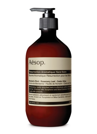 Main View - Click To Enlarge - Aesop - Resurrection Aromatique Hand Balm 500ml